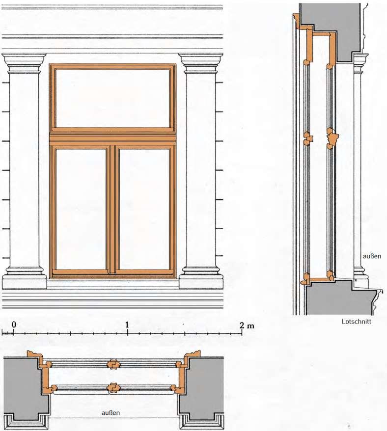 Rahmenstockfenster