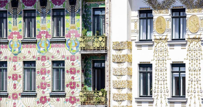 Wiener Fenster Jugendstil