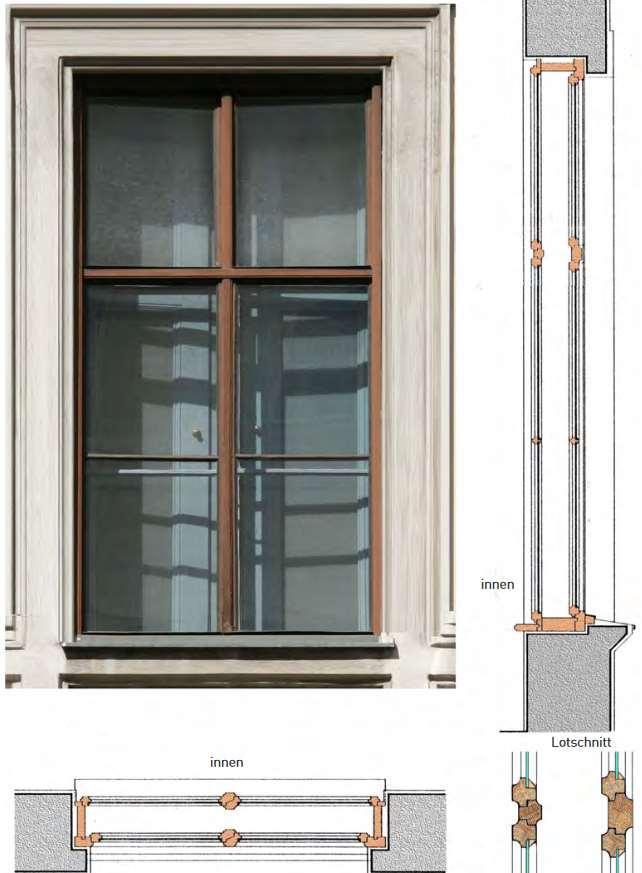Wiener Kastenfenster Frühgründerzeit