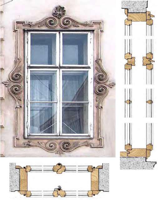 Alt Wiener Fenster
