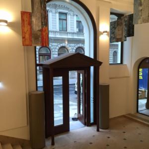 Eingangsportal - Nibelungeng. 1010 Wien (2)