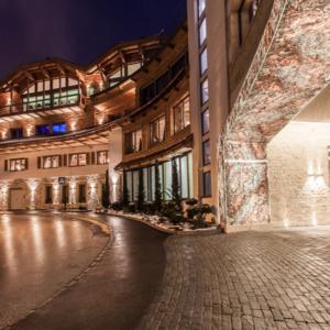 Hotelanlage - Tirol