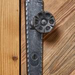 Holz-Alu-Türe