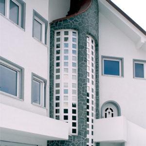 Wohnhaus-Wien